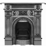 Victorian Large Combination Fireplace